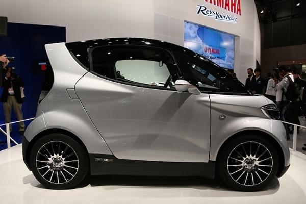 Insolite : Yamaha se lance dans l'automobile !