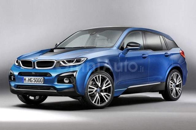 Design : un graphiste imagine le futur BMW i5