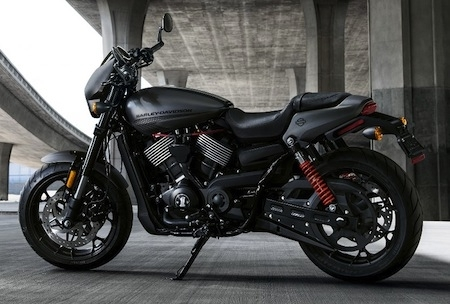 Nouveauté 2017: Harley-Davidson Street Rod