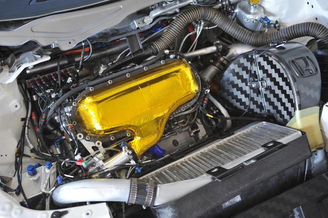 HR412E, le nouveau moteur de Honda en WTCC