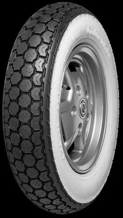 Continental pneumatiques LB-K62: du rétro pour les scooters