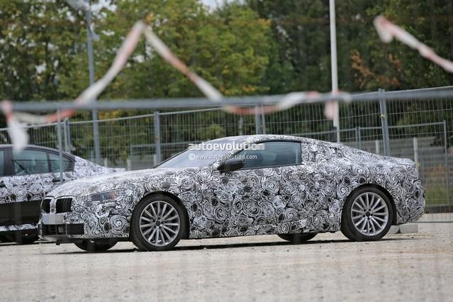 BMW : la Série 8 est de retour, la preuve
