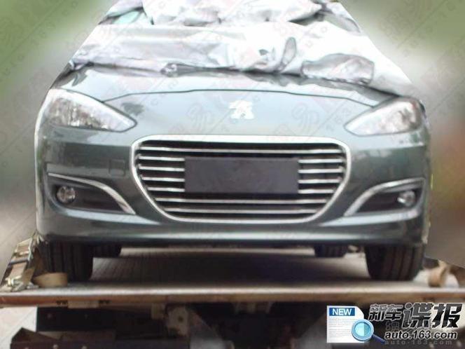 Surprise : la Peugeot 308 berline pour la Chine