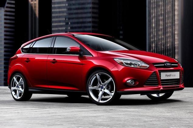 La Ford Focus, voiture la plus vendue au monde au 1er semestre 2013