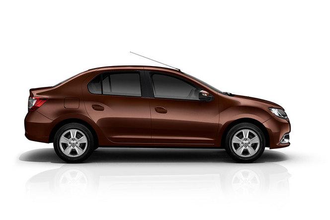 La Renault Logan se découvre au Brésil