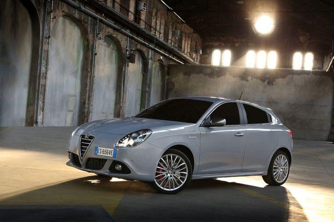 L'Alfa Romeo Giulietta MY14 lancée en France