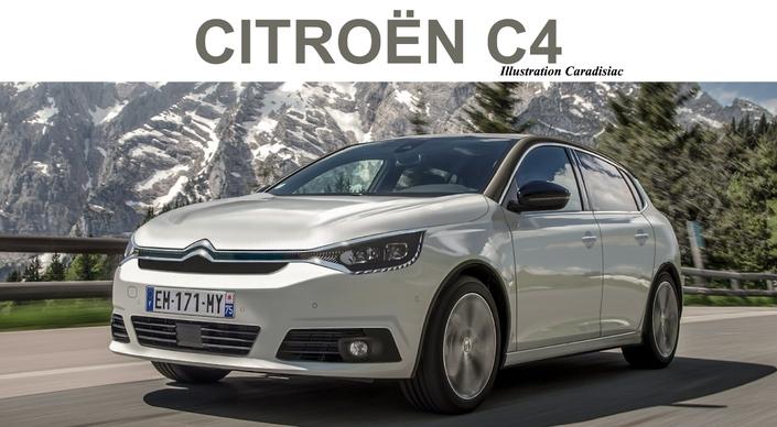 [FUTUR MODÈLE] Citroën C4 III S1-citroen-prepare-une-nouvelle-c4-559846