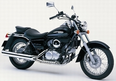Guide 125 Custom : Honda Shadow