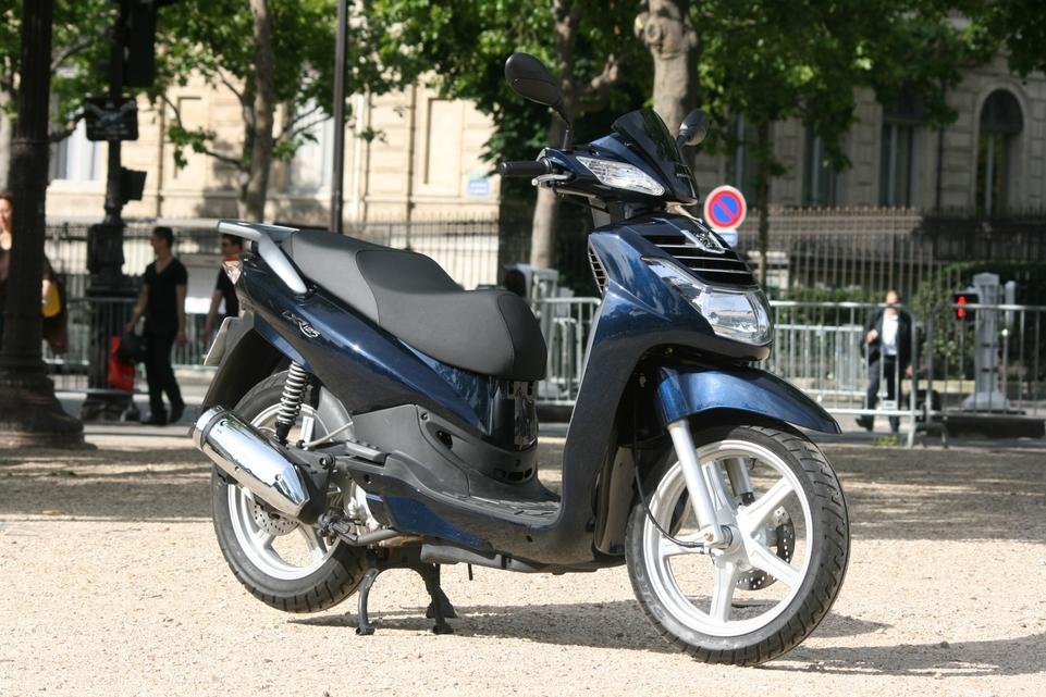 Essai Peugeot LXR 125 cm3 : le chaînon manquant