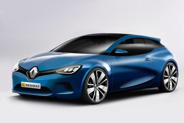 Future Renault Mégane 4 Coupé : comme ça ?