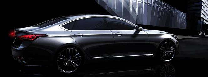 Hyundai va lancer sa berline Genesis en Europe