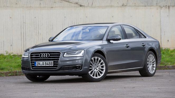 Essai - Audi A8 restylée : et la lumière fut