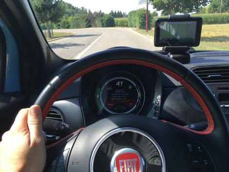 Essai - Fiat 500e: la meilleure des 500?