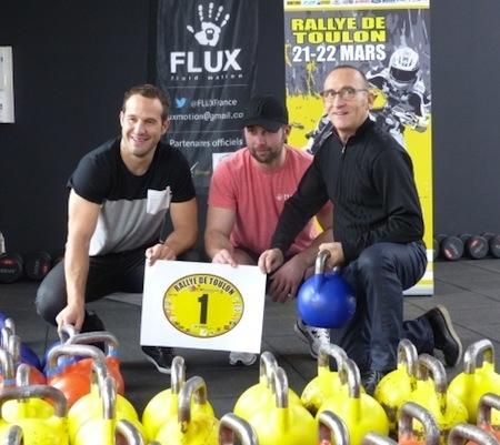 Rallye de Toulon 2015: Fred Michalak en est le parrain