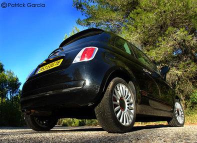 Blog Test : Toutes les Fiat 500 en revue 1/2