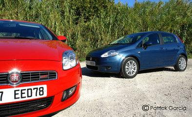 """Blog Test : Les """"Mister T-Jet"""" de Fiat (2/2)"""