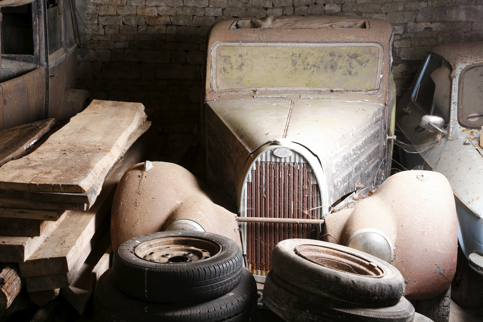 Cars Restoration Ford Delaunay