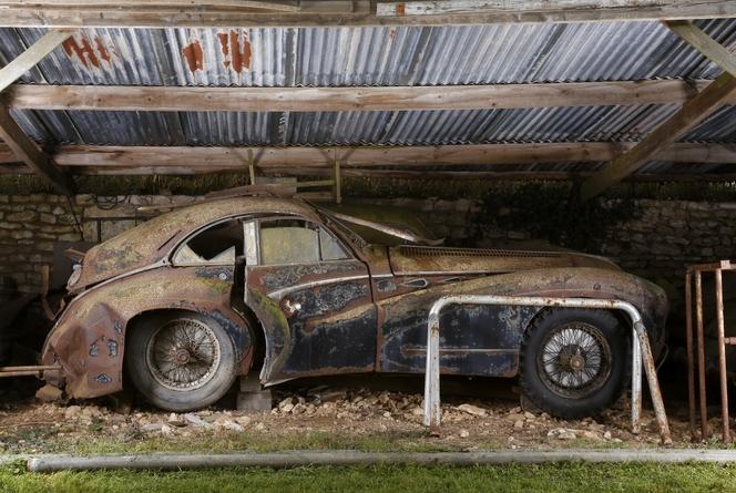 Collection Baillon à Rétromobile 2015 - La vente aux enchères du siècle par Maître Poulain