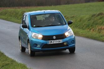 Suzuki Celerio : en avant-première, les photos de l'essai