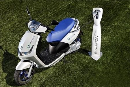 Essai - Peugeot e-Vivacity : Roulez branchés !!