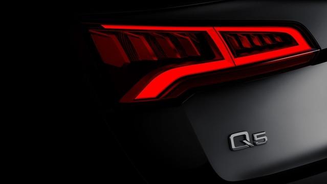 Mondial de Paris 2016 - Audi: un avant-goût dunouveau Q5