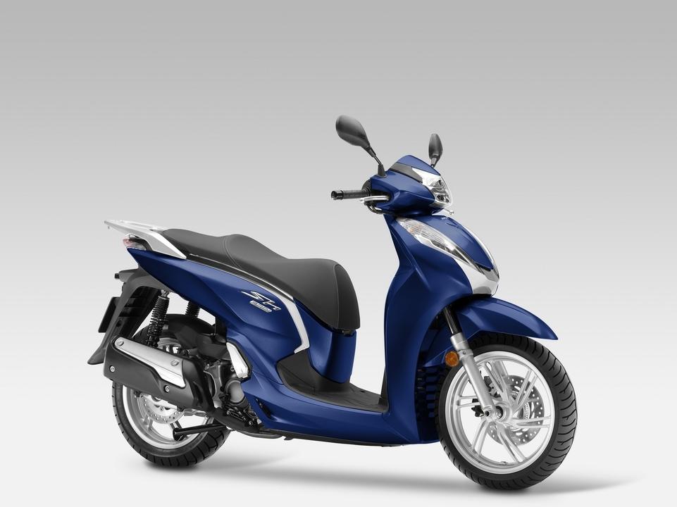 Nouveauté scooter : Honda SH300i