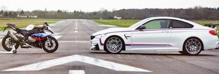 Série limitée: une BMW S1000 RR aux couleurs du circuit de Magny Cours