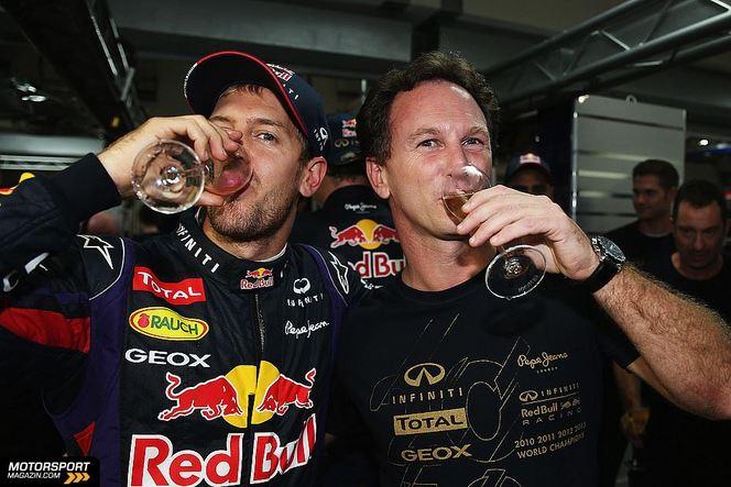 F1 - GP d'Inde : Vettel gagne et devient l'égal de Prost