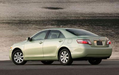 Toyota Camry Hybrid: made in USA