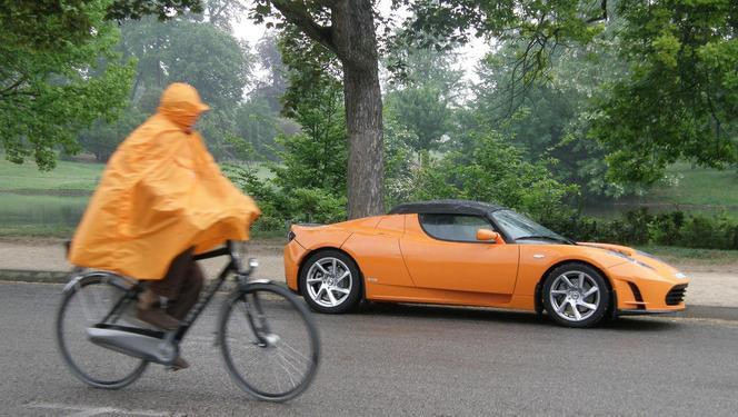 François vous explique… la Tesla Roadster