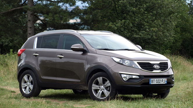 voiture occasion kia sportage. Black Bedroom Furniture Sets. Home Design Ideas