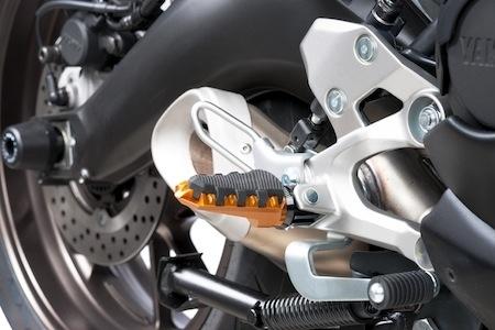 Puig accessoiriste la Yamaha MT-09 Tracer