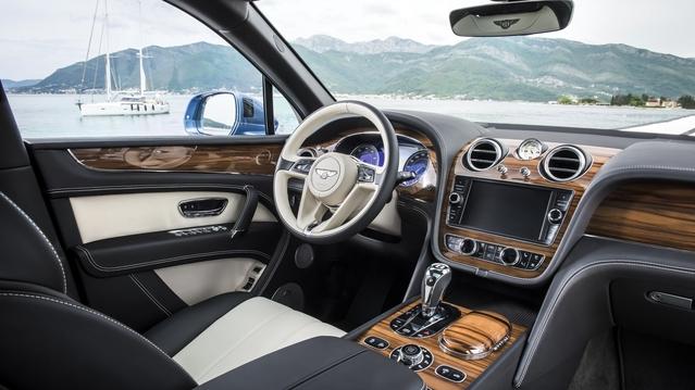 Bentley nous dit tout sur le Bentayga diesel
