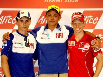 Moto GP - Pays Bas: Le championnat redémarre
