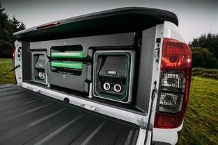 Nissan Navara Enguard Concept : le pick-up des explorateurs