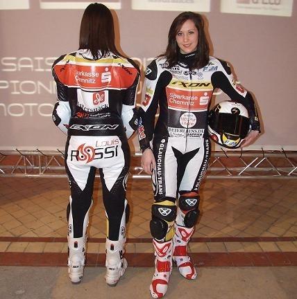 Moto 3 : La 250 Honda FTR de Louis Rossi