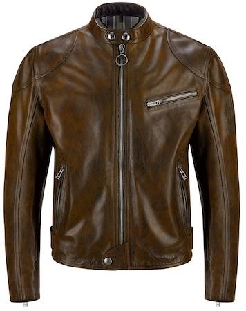 Belstaff Supreme : plus de 1 000 euros pour un cuir auquel il faut rajouter des options!