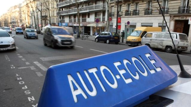 Sur les dix départements où passer le permis coûte le plus cher, six se situent en Ile-de-France.