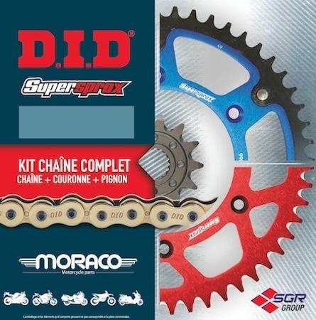 Moraco: nouveaux kits-chaînes pour la route