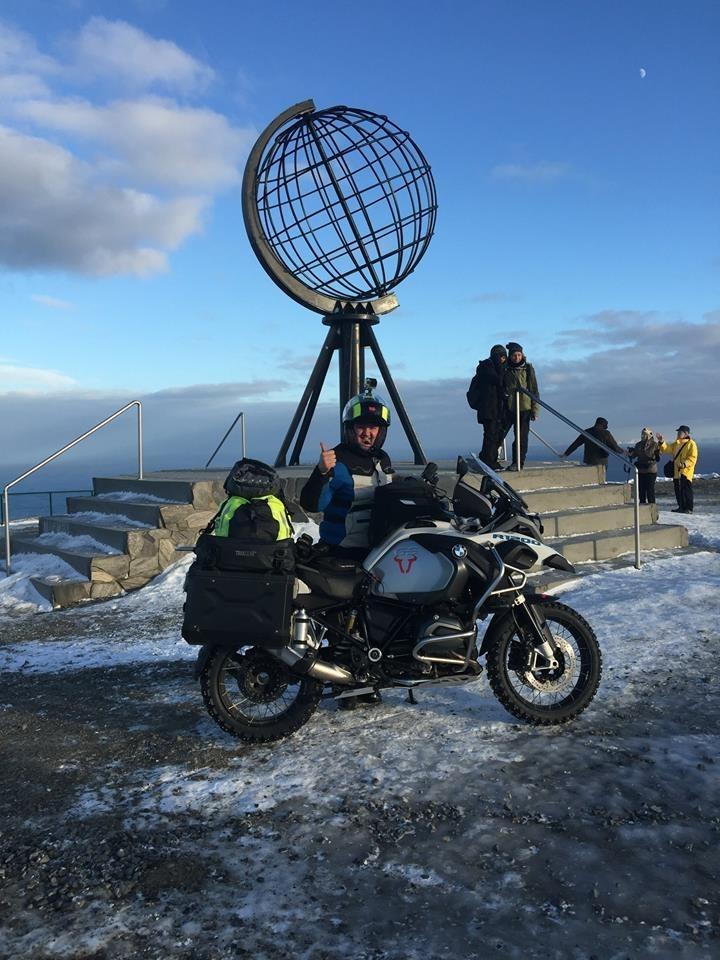 Teaser : Laurent Cochet s'attaque au Cap Nord en GS 1200 [+vidéo]