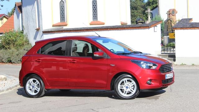 Essai - Ford Ka+ : un cas à part