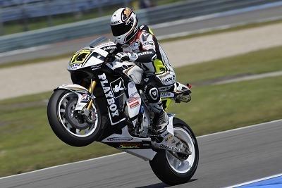 Moto GP - Pays Bas D.1: Randy, patron de la première journée