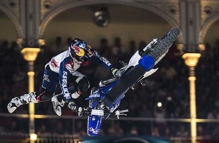 Tours Moto Show, Mondial de Freestyle: les 8 et 9 avril 2017