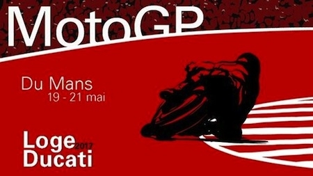 MotoGP, Grand Prix Moto de France 2017: encore 75 places en loge Ducati