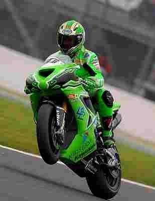 Superbike 2008: Kawasaki pense toujours à Barros