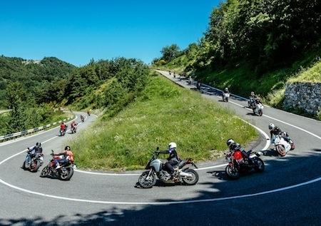 Ducati Dream Tour 2017: de mai à septembre pour venir tester la gamme
