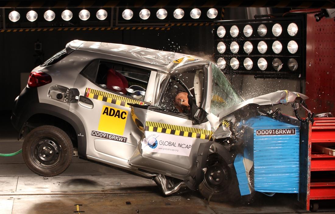 Renault kwid essai