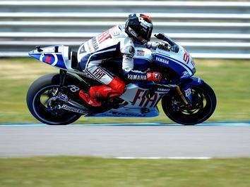 Moto GP - Pays Bas D.2: Lorenzo tire le premier