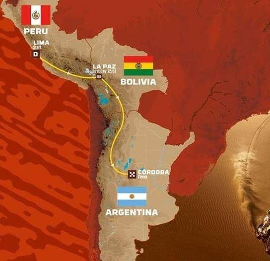Dakar 2018 : de Lima à Cordoba en passant par La Paz