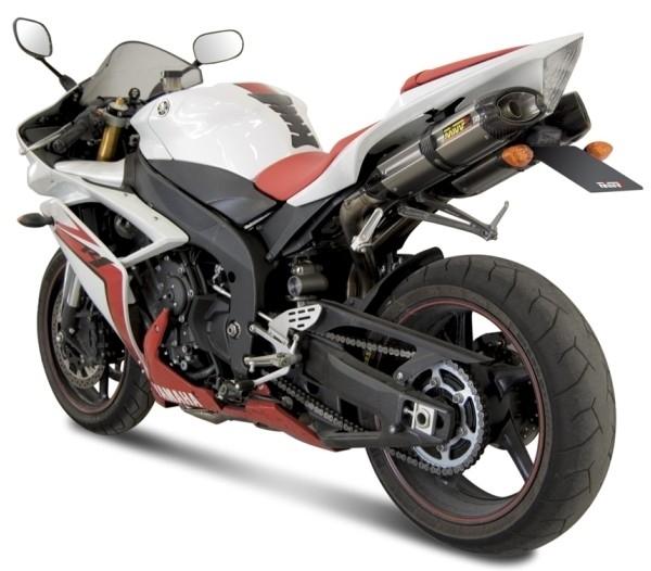 Le Mivv Suono pour la Yamaha R1